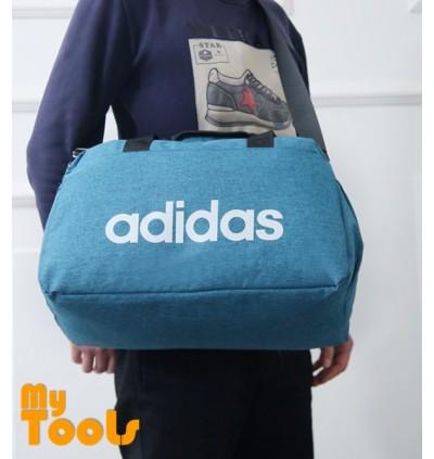 Adidas Lightweight Duffel Gym Sports Shoulder Sling Hand Bag