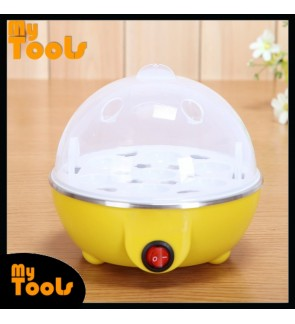 Mytools Multifunction Electric Egg Cooker Boiler Steamer With M'sia plug