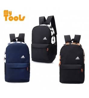 Adidas Stylish Big Words Fashion Sport Travel School Backpack Bag