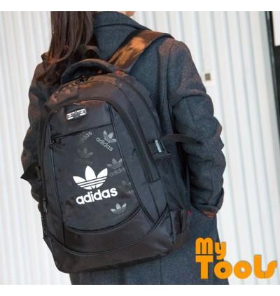 Adidas Laptop Sport Travel School Backpack Bag