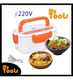 Mytools Electric Portable Lunch Box Food Container Warmer Cooker Heater Steamer