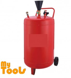 Mytools 70L Red Steel Snow Wash Tank