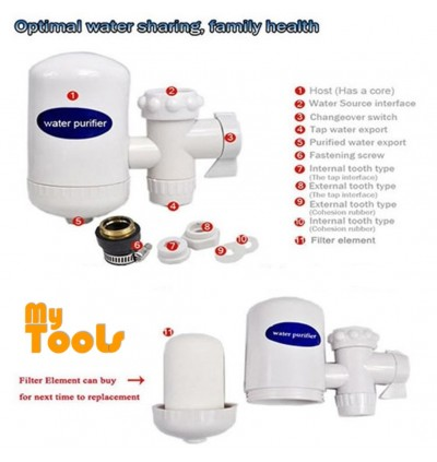 Mytools SWS Environment-friendly Hi-Tech Water Purifier Ceramic Cartridge Filter