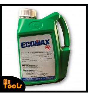 4 Liter Ecomax Herbicide 41% Class 3 Racun Rumput Rumpai Weeds Control