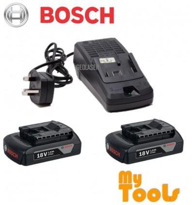Bosch GAS 18V-Li 18V Cordless Vacuum Cleaner SOLO