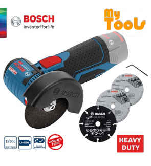 Bosch GWS12V-76 EC SOLO Professional Cordless Angle Grinder
