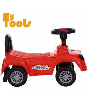 Mytools Children Mini Riding Scooter Push Ride On Car Kids Toys Horn