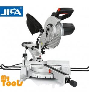 JIFA 255mm 10'' Slide Compound Mitre Miter Saw W Laser & Wood Blade