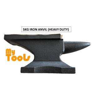 5KG IRON ANVIL (HEAVY DUTY)