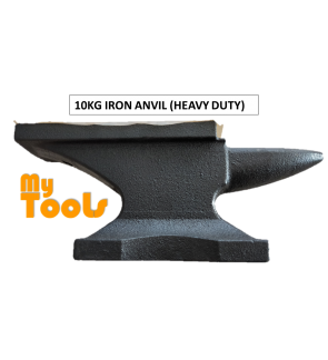 10KG IRON ANVIL (HEAVY DUTY)