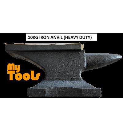 10KG IRON ANVIL (HEAVY DUTY)