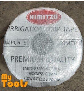 """Mytools 5/8"""" 1000m Agriculture Watering Dripping Premium Drip Tape"""