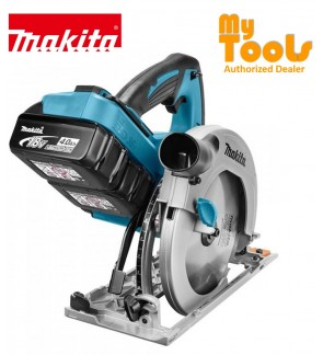 Makita DHS710RF2J Cordless Circular Saw 190mm (7-1/2
