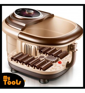 Mytools Foot & Leg Detox Spa Bath 14 Roller Massage Feet Massager Machine