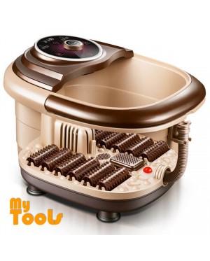 Mytools Foot & Leg Detox Spa Bath 12 Roller Massage Feet Heat Infrared Relax Health Care Massager Machine