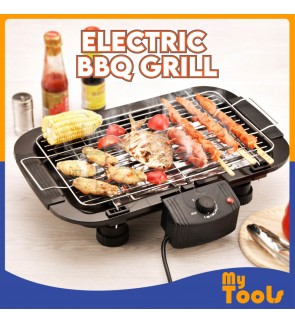 Mytools Electric Grill BBQ Barbecue Barbeque Teppanyaki Grill
