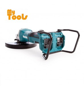 "Makita DGA900Z BL LXT 9""Angle Grinder- Multicolour, 36 V, 230 mm Without Battery and Charger"