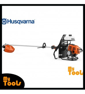 Husqvarna 131RB Knapsack Grass Cutter Brush cutter 33cc, 0.9kW, 10.2kg
