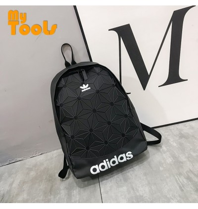 Mytools Adidas Diamond Shape Stylish Fashion Sport Travel School Backpack Bag