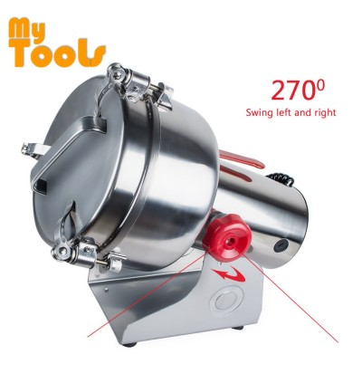 Mytools 2000g 4100w SY-50 Micro Fine Multipurpose Powder Dry Medicine Blender with Timer Type