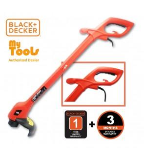 BLACK + DECKER GL260 250W String Grass Trimmer Brush Cutter ( Mesin Rumput )
