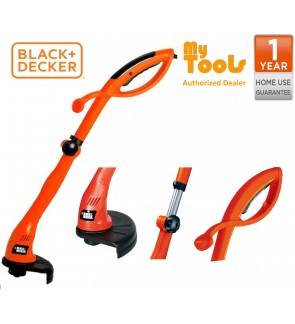 BLACK + DECKER GL300 Grass Trimmer 300W Brush Cutter ( Mesin Rumput )