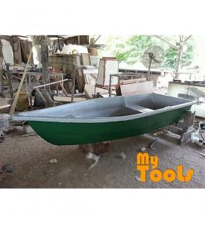 Mytools 8 Feet 3 Layer Fibre Fiber Boat Semi Round Shape