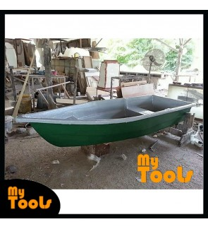 Mytools 8 Feet 3 Layer Fibre Boat Semi Round Shape (Random Color)