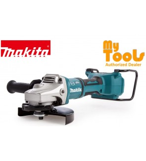 "Makita DGA700Z BL LXT 7""Angle Grinder- Multicolour, 36 V, 165 mm Without charger and Battery"
