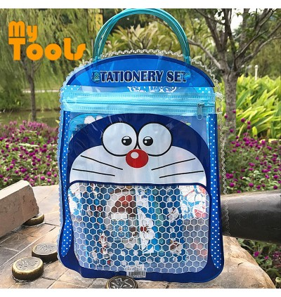 Mytools 7 in 1 Cartoon Kids Party Goodie Bag Stationary Set Birthday Gift