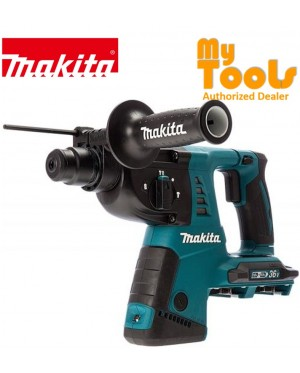 Makita DHR263RF4 Cordless Combination Hammer 18Vx2 LXT (1x Rapid Charger + 4x 3.0ah Battery)