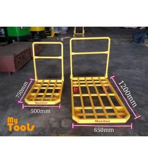 Mytools Super Heavy Duty Metal Foldable Platform Hand Truck Trolley 150kg 300kg