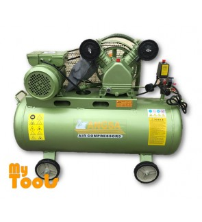 Angsa AS2-120N 2HP 120Liter Belt Driven Air  Compressor  (Taiwan)
