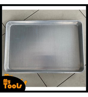 Mytools High Quality Aluminium Baking Tray ( 1mm Thickness ) 60cm x 40cm x 5cm