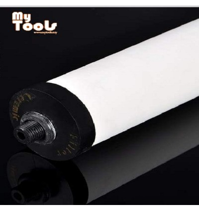 "10"" Long Mount Standard Ceramic Filter Candle, Ceramic Water Filter"