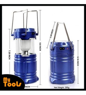 Mytools Solar Lantern Flashlight Torchlight LED Emergency Camping Light Bulb