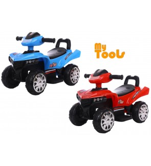 Mytools 4 Wheels 6V Kids Ride On Car Children Battery Electric Bike Motorcycle Bicycle