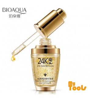 Bioaqua 24K Gold Skin Essence Anti-Aging 30g