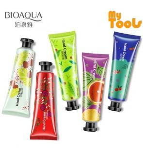 Mytools BIOAQUA Moisturizing Anti-drying Exfoliating Hand Cream 30g