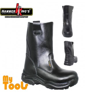MYTOOLS HAMMER KING SAFETY BOOT HIGH CUT 13022