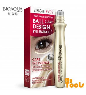 Mytools BIOAQUA Gold Collagen Essence Eye Cream Anti Dark Circle Wrinkle Repairing Ball-Pen Plant Extracts Moisturize Charm