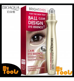 Mytools BIOAQUA Gold Collagen Essence Eye Cream Anti Dark Circle Wrinkle Repairing Ball-Pen Plant Extracts Moisturize