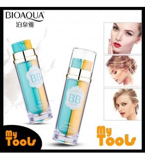 BIOAQUA 2 In 1 BB Cream Concealer Moisturizing Nourishing Nude Make-up