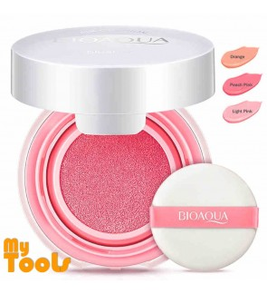 Mytools BIOAQUA BB Air Cushion Blusher Make Up Blush Cosmetic Beauty Natural