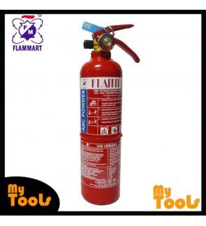 Flammart 1kg ABC Dry Powder Fire Extinguisher  SIRIM Approved Pemadam Api
