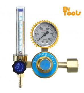 Mytools Gas MIG Flow Meter Regulator Weld Welding Welder Machine Gauge Kit