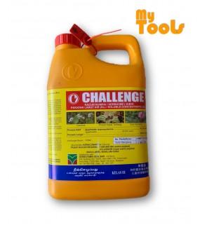 4L 4 Liter Challenge Glyphosate 41% Herbicide Racun Rumput
