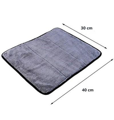 Mytools Microfiber Car Towel Care Cloth Super Thick Wax Polishing Detailing Towels 30x30cm