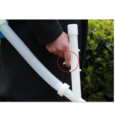 Mytools 25L Manual Backpack Fertilizer Applicator Agricultural Hand Granular Spreader