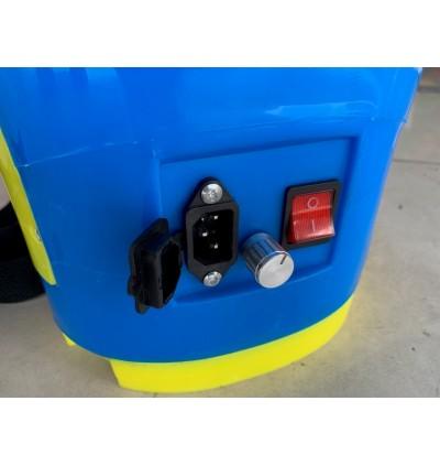 Mytools 25L Battery Backpack Fertilizer Applicator Agricultural Hand Granular Spreader
